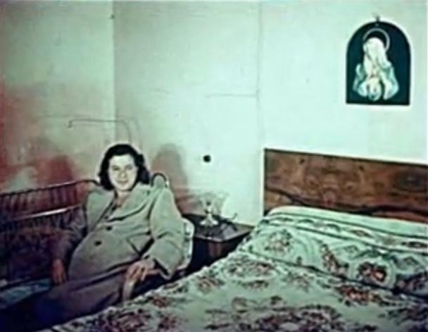 Madonnabildet og den gravide Antonina