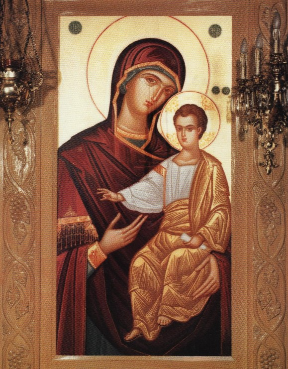 Image result for miraculous icons st paul hempstead