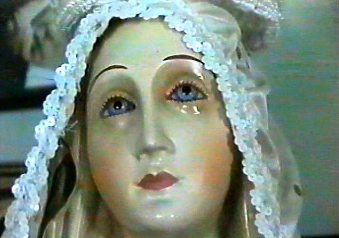 Image result for fatima virgin weeps