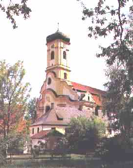 Parish and Pilgrimage Church Maria Steinbach
