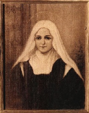 St. Therese as seen by mystic